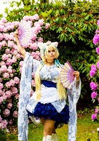 Cosplay-Cover: Vanilla Kimono [Fanart]