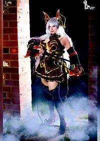 Cosplay-Cover: Germania
