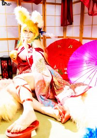 Cosplay-Cover: Miko