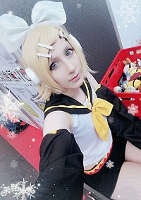Cosplay-Cover: Kagamine Rin