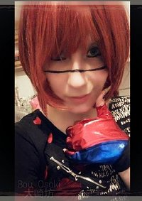 Cosplay-Cover: Asuka - WWE