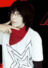 Cosplay-Cover: Akira Kurusu