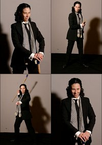 Cosplay-Cover: Loki [Stuttgart Outfit]