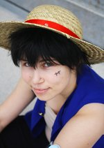 Cosplay-Cover: Monkey D. Luffy [Sabaody Archipel]
