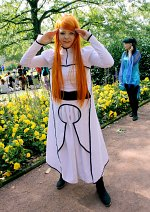 Cosplay-Cover: Orihime Inoue [Arrancar Uniform]