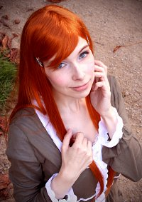 Cosplay-Cover: Inoue Orihime (4th movie)