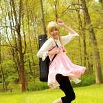 Cosplay: Miyazono Kaori [1st appearance]