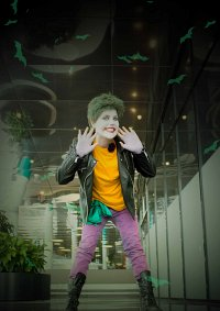 Cosplay-Cover: Joker / Mr J