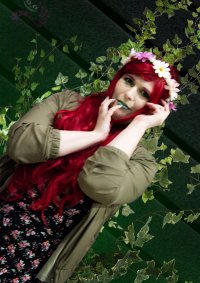 Cosplay-Cover: Poison Ivy ♥ Suicide Squad ♥