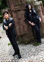 Cosplay-Cover: Alec Lightwood
