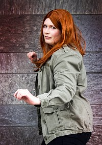 Cosplay-Cover: Natasha Romanoff ♥ The Winter Soldier ♥