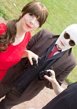 """Cosplay-Cover: Charlotte """"Chuck"""" Charles [The Lonely Tourist]"""