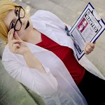 Cosplay: Harley Quinn ♥ Dr. Harleen Quinzel/ Arkham Origin