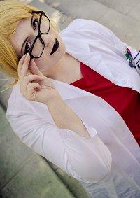 Cosplay-Cover: Harley Quinn ♥ Dr. Harleen Quinzel/ Arkham Origin