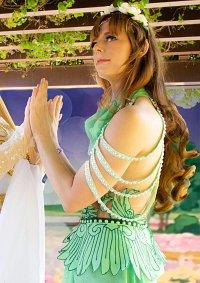 Cosplay-Cover: Sailor Jupiter (Hannah Alexander Version)