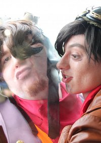 Cosplay-Cover: Rufus