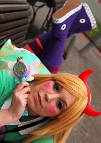 Cosplay-Cover: Princess Star Butterfly