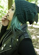 Cosplay-Cover: Bea Santello [Night In The Woods]