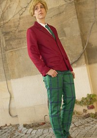 Cosplay-Cover: Haruka Tenoh (Mugen Schuluniform)