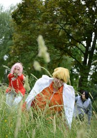 Cosplay-Cover: Naruto Adult Version