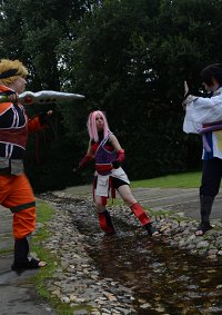 Cosplay-Cover: Naruto (Game Version)
