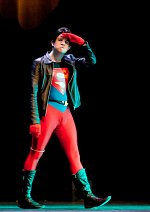 Cosplay-Cover: Superboy [Young Justice]
