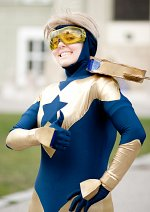 Cosplay-Cover: Booster Gold