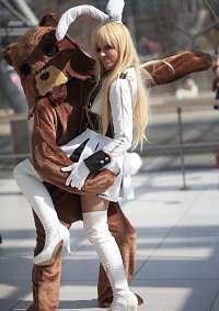 Cosplay-Cover: Pedobear