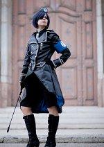Cosplay-Cover: Ciel Phantomhive Uniform [Fetisch-Junge]
