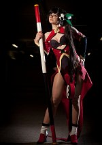 Cosplay-Cover: Litchi Faye Ling