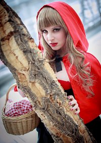 Cosplay-Cover: Red Riding Hood [burlesque]