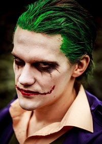 Cosplay-Cover: Der Joker