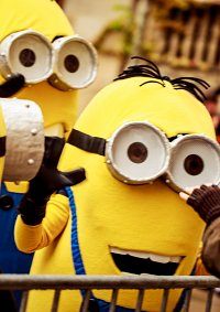 Cosplay-Cover: Dave/ Minion