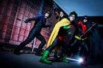 Cosplay-Cover: Red Robin (Ünternet)