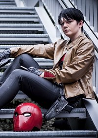 Cosplay-Cover: Jason Todd [Red Hood]