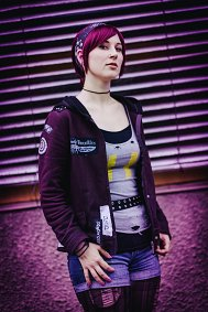 Cosplay-Cover: Fetch Walker [Infamous First Light]
