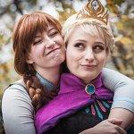 Cosplay: Elsa von Arendelle