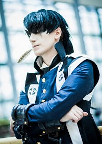 Cosplay-Cover: Simon Blackquill