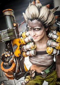 Cosplay-Cover: Junkrat