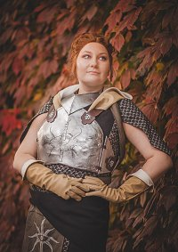 Cosplay-Cover: Scout Lace Harding