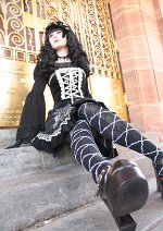 Cosplay-Cover: Silver Royalty (Divine Cross)