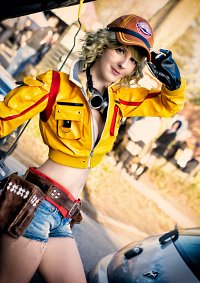 Cosplay-Cover: Cidney Aurum