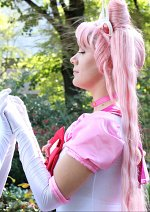 Cosplay-Cover: Eternal Princess Chibimoon