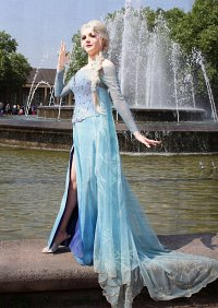 Cosplay-Cover: Queen Elsa