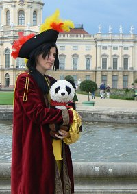 Cosplay-Cover: China (Piratstyle)