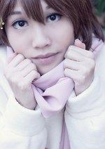 Cosplay-Cover: Yui Hirasawa (Movie - Winteroutfit 1)