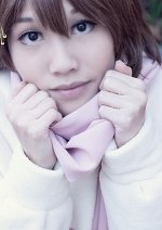 Cosplay-Cover: Yui Hirasawa (Movie - Winteroutfit 1)