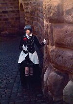 Cosplay-Cover: Ciel Phantomhive [Black Version]