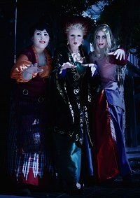Cosplay-Cover: Winifred Sanderson ♢ Hocus Pocus