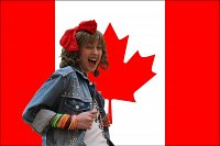 Cosplay-Cover: Robin Sparkles [HIMYM]